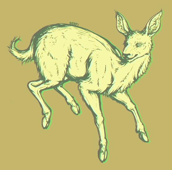 DeerYellowNorm3_Sigged